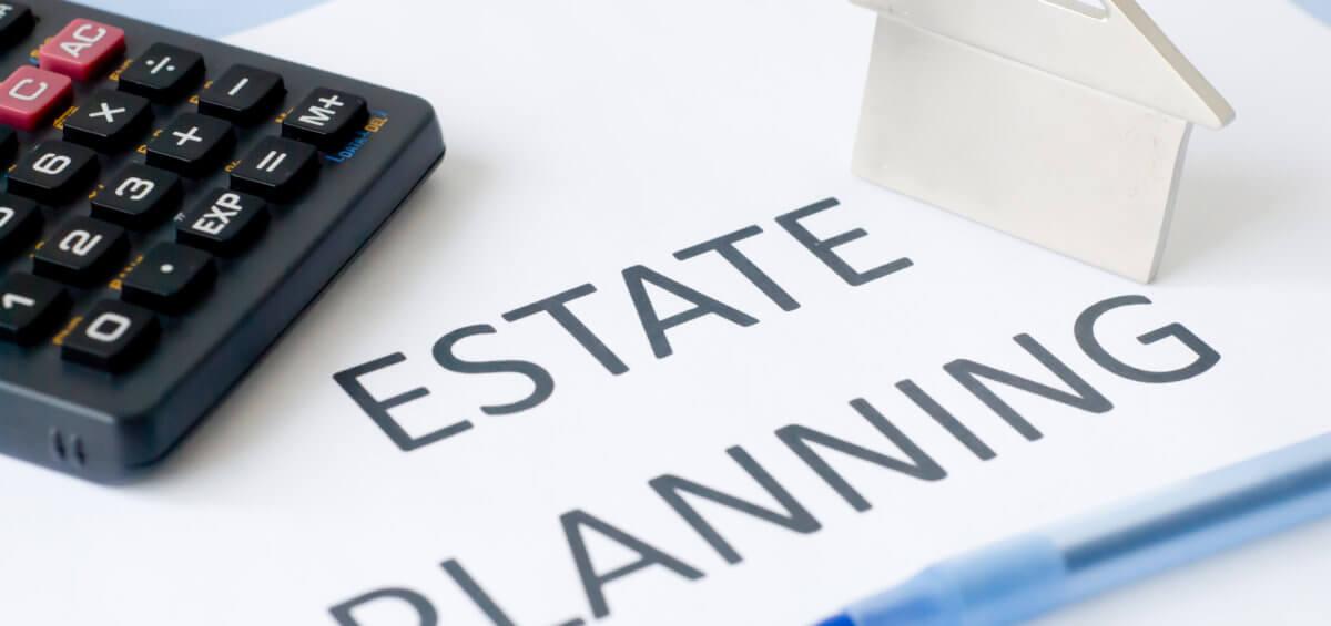 estate planning paper, cal
