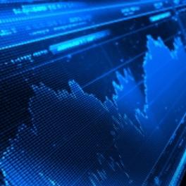stock market spikes